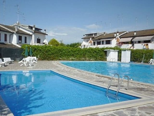 Casa al mare Lido degli Scacchi. - Porto Garibaldi - Huis
