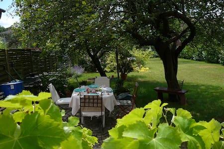 Une chambre en ville à la campagne1 - Pont-à-Mousson - Bed & Breakfast