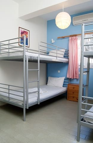 Low Cost beds in dormitory rooms A