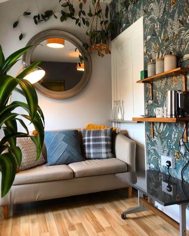 Boutique Style Room in Aberaeron