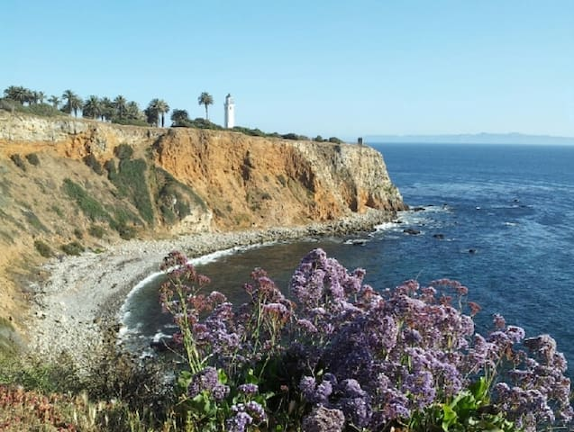 Amazing Beach Cliffs Location! - Rancho Palos Verdes - Apartamento