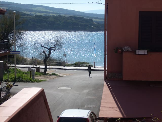ISOLA ROSSA, HOLIDAY HOUSE 50 METERS TO BEACH - Isola Rossa - Apartment