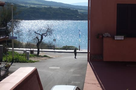 ISOLA ROSSA, HOLIDAY HOUSE 50 METERS TO BEACH - Isola Rossa - 公寓