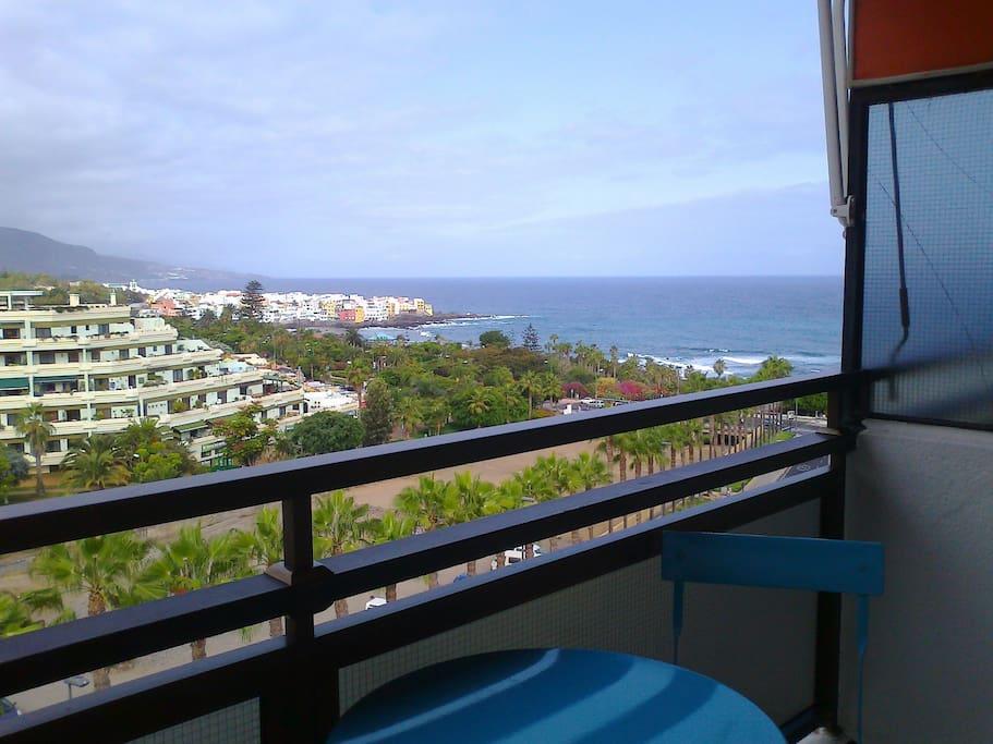 Estudio con vistas a playa jard n appartamenti in for Estudio puerto de la cruz