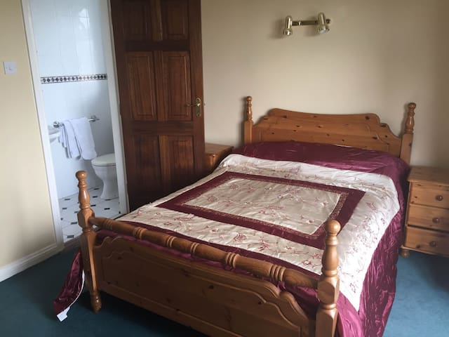 Moyabbey House, country living in the city. - Ballindooley - Bed & Breakfast