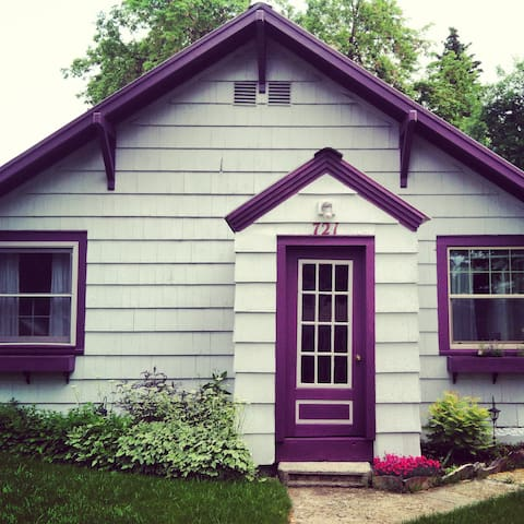 Downtown Whitefish Private Cute & Cozy House - Whitefish - Casa