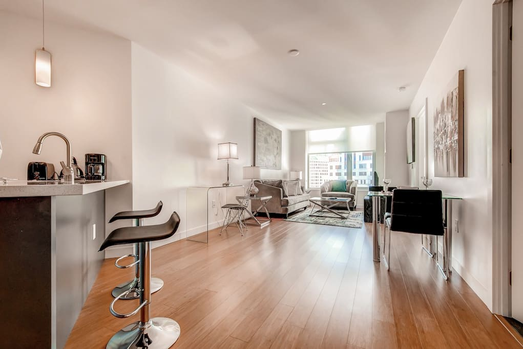 Modernly Furnished 1 Bedroom Boston Apartment Apartments