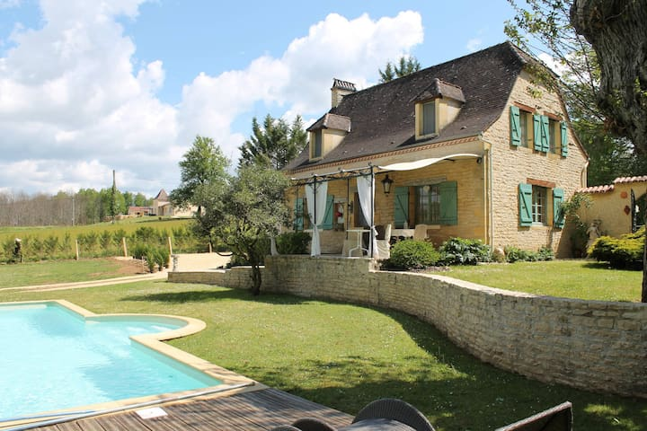 Holiday home in Prats-de-Carlux
