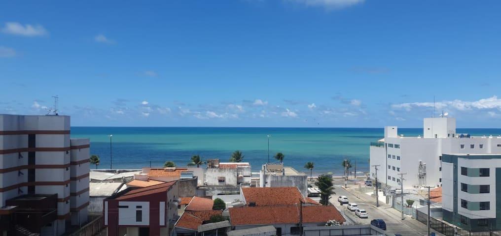 Flat Luxo NOVO - 50m Praia - Loc. Privilegiada