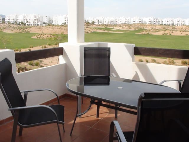 Apartment on golf course - Balsicas
