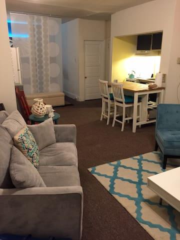 Practical clean studio - Filadélfia - Apartamento