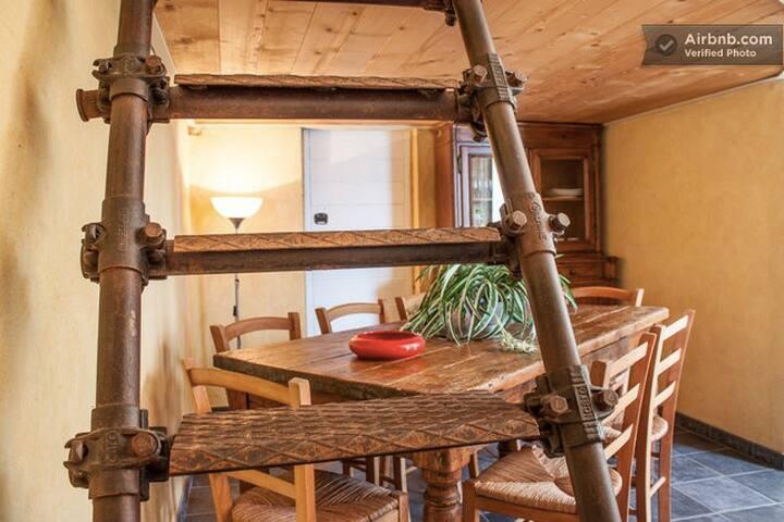 stair for mezzanine
