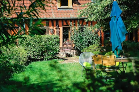 Charming guest house in Normandy - Douvrend - บ้าน