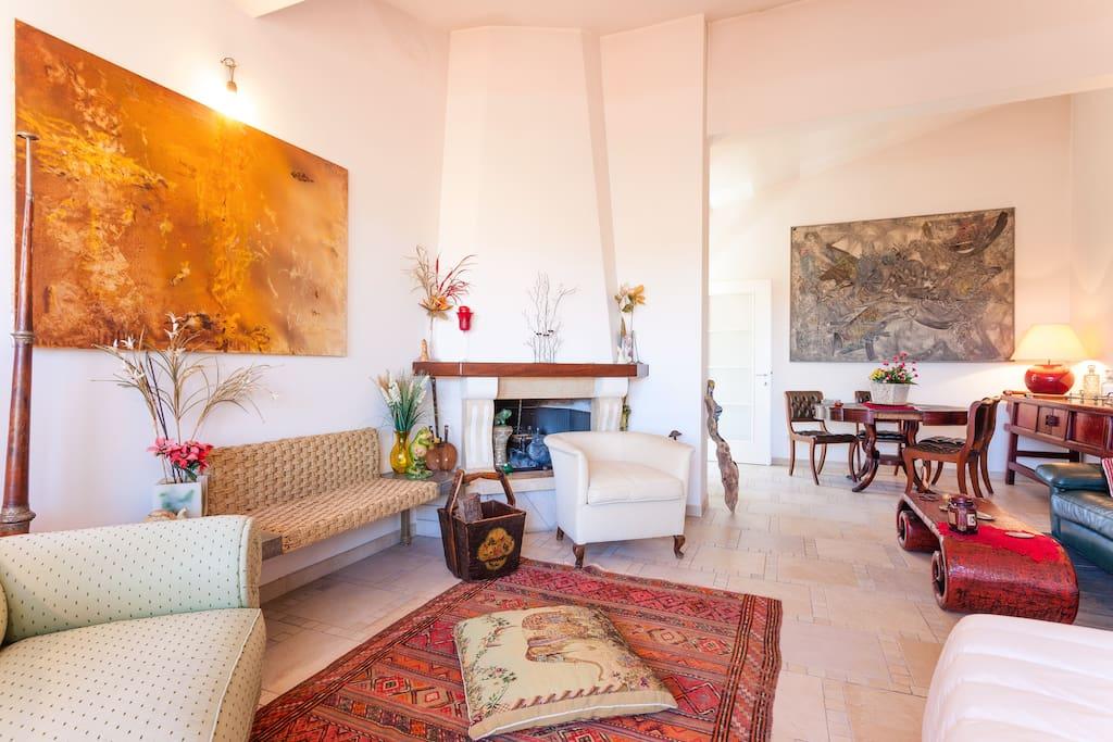 Ampia camera con terrazzo vista vaticano appartamenti in for Occasione affitto roma