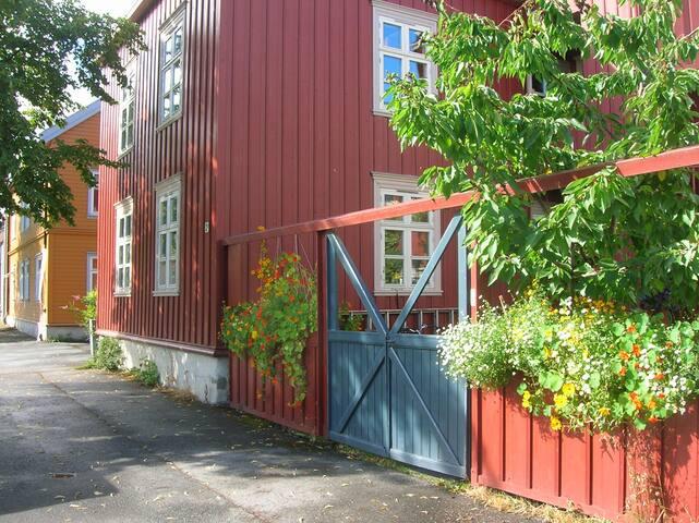 Kirkegata - Trondheim