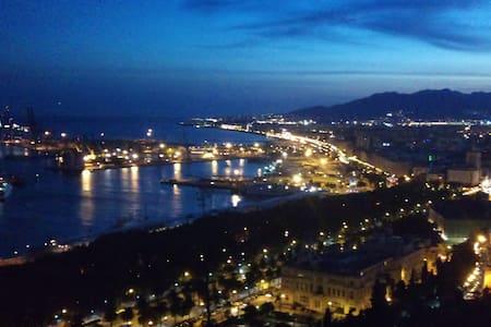 Habitación en el centro de Málaga# - Malaga