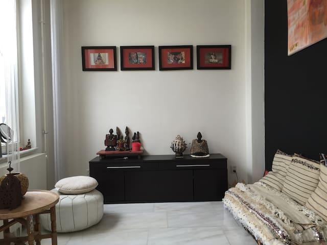 Mooie woning in Maastricht met oriëntaalse details - Maastricht - Apartment