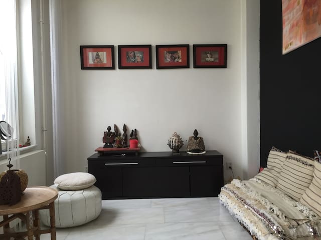 Mooie woning in Maastricht met oriëntaalse details - Maastricht - Lägenhet