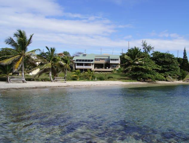Lance Aux Epines Beach Front Villa - Lance aux Epines - Vila
