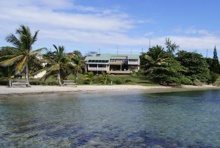 Lance Aux Epines Beach Front Villa - Lance aux Epines - Willa