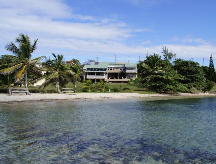 Lance Aux Epines Beach Front Villa