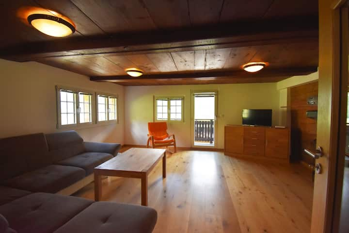 Hochklassige Wohnung in Betten in der Aletscharena