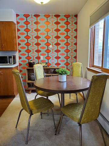 Peaceful apt close to downtown / Civic Center