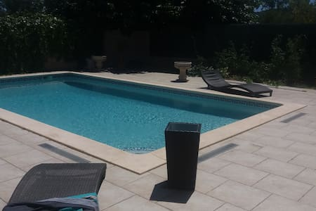 Nice house 15mn from de beach - Fabrègues - Вилла