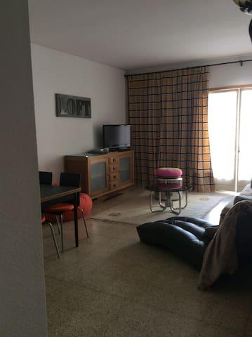 Spacieux appt. Vintage - Empuriabrava - Wohnung