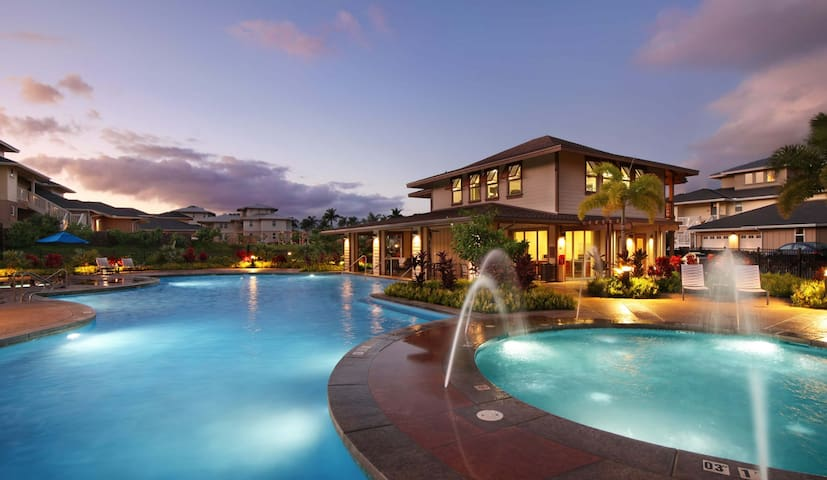 Hale Kailani at Pili Mai - luxurious new 4bdr with A/C