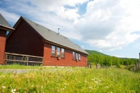 Rannoch Cottage at Tulloch Farm
