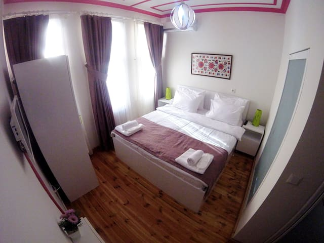 Cozy, charming rooms in Ortakoy