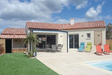 Holiday cottage with 3 bedrooms on 127m² in Ginestas