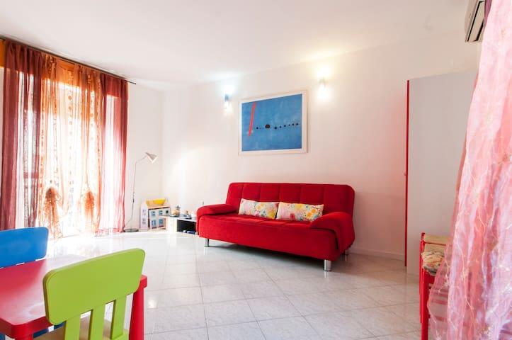 CASA NEL SOLE terrace, area Milano/Monza/Rho Fiera - Cinisello Balsamo - อพาร์ทเมนท์