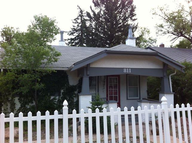 Cozy Cañon Cottage - Colorado Springs - Maison