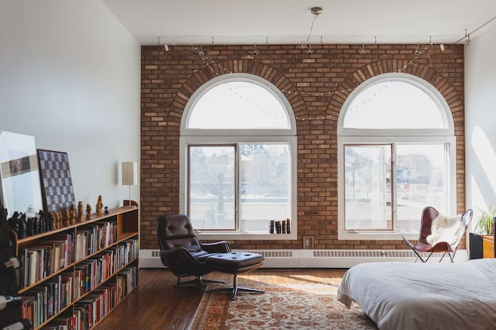 Brick Studio Loft in Inglewood