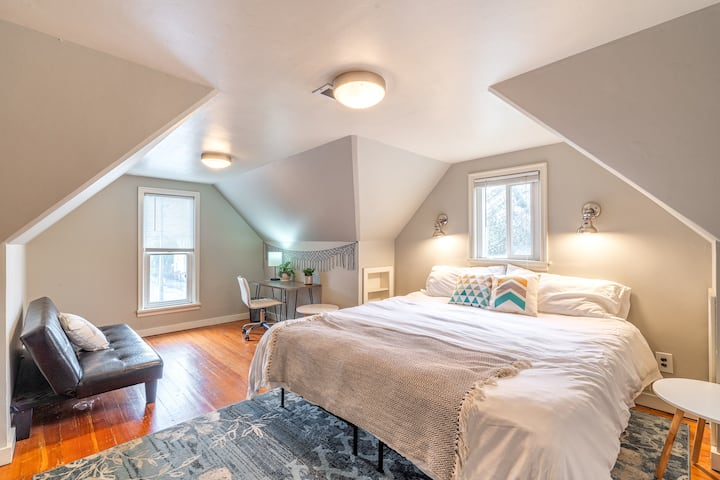 Cozy and Clean Private Guest Suite in Brooklyn