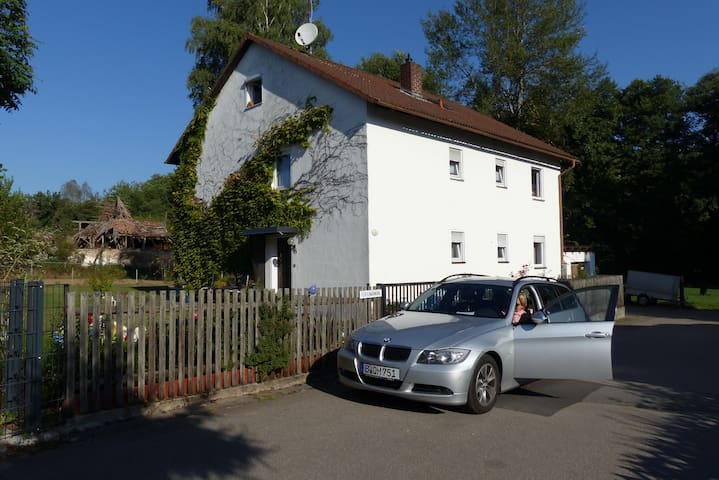 Cosy holiday home in nice Baveria - Schnaittenbach - Lägenhet