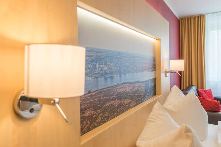 Komfort Doppelzimmer - Messerate