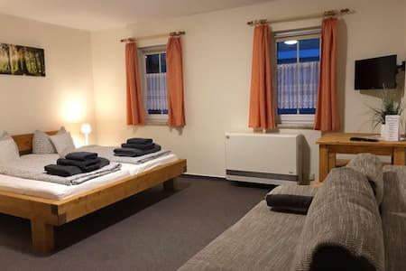 Hostel Ziegenrück - Doppelzimmer