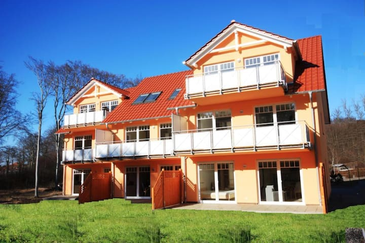 Baltic Sea Iland Usedom - Koserow - Apartamento