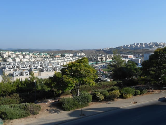 Fine apartment among Galille hills - Yokneam - Appartement