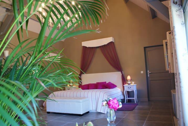 Chambre d'hôtes de charme avec spa - Calviac-en-Périgord - Wikt i opierunek