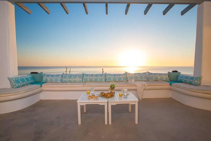 Heaven On Earth Private Sea View Villa