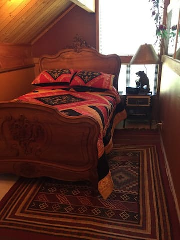 2 room Loft double, PVTbath Hall - Carnelian Bay - Bed & Breakfast