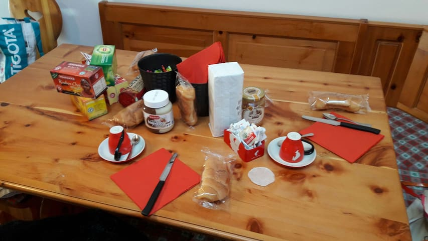 Stupenda camera matrimoniale - Pergine Valsugana - Wohnung