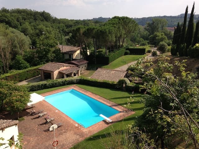 Wonderful holiday in the Chianti