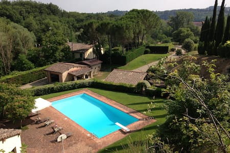 Wonderful holiday in the Chianti - Ponte A Bozzone - Apartment