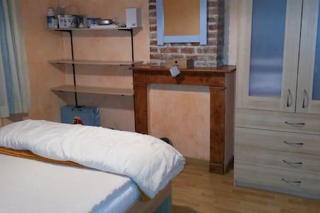 Chambre au calme dans la ville - Valenciennes - Rumah