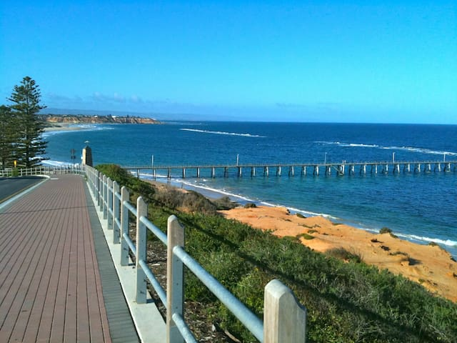 Best reef views in Port Noarlunga! - Port Noarlunga - Maison